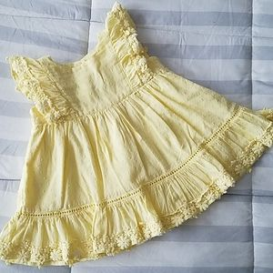 Gap sundress and bloomers.